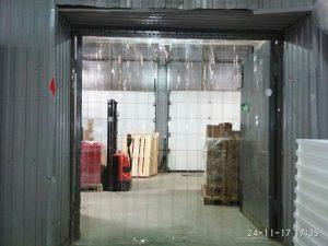 Завесы на складские ворота