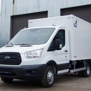 Завесы ПВХ для Ford tranzit
