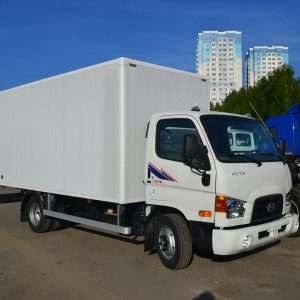 Завесы ПВХ для Hyundai HD78