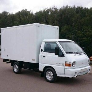 Завесы ПВХ для Hyundai Porter (1)