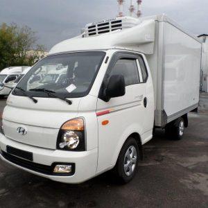 Завесы ПВХ для Hyundai Porter (2)
